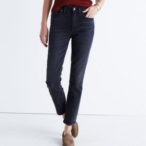 MADEWELL - Black Denim Jeans